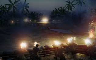 Screenshot3 - Men Of War - Vietnam