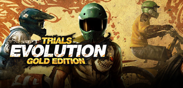 Trials Evolution Gold Edition - Cover / Packshot