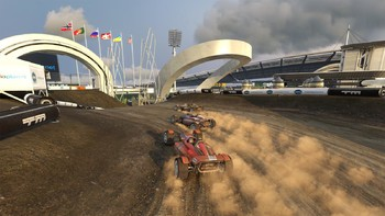 Screenshot1 - TrackMania² Stadium