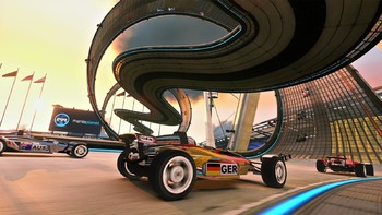 Screenshot6 - TrackMania² Stadium
