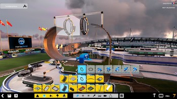 Screenshot4 - TrackMania² Stadium