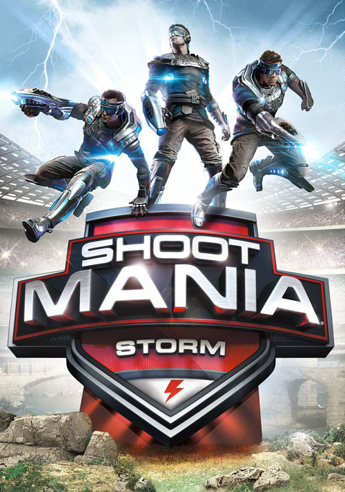 ShootMania Storm - Cover / Packshot