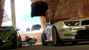 Screenshot2 - TrackMania² Canyon