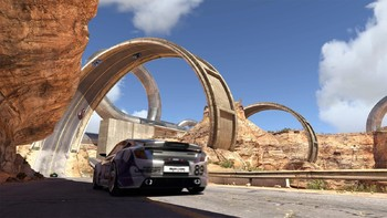 Screenshot9 - TrackMania² Canyon