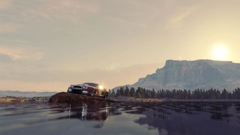 Screenshot4 - TrackMania² Canyon