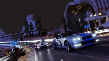 Screenshot6 - TrackMania² Canyon