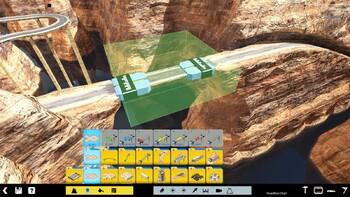 Screenshot7 - TrackMania² Canyon
