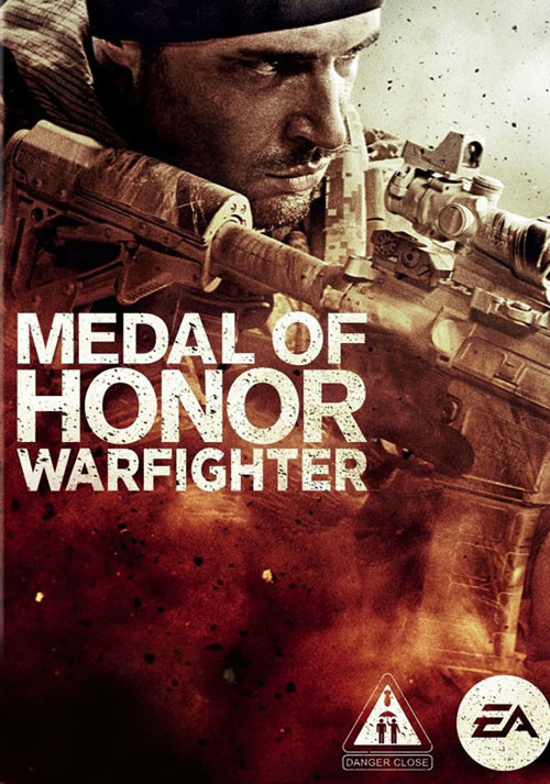 Medal of Honor: Warfighter - Cover