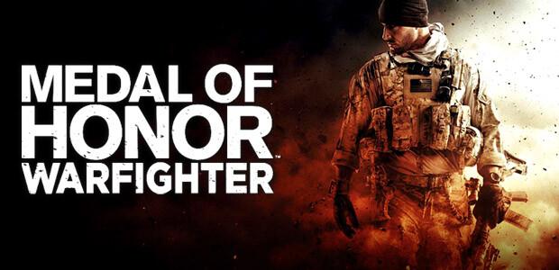 Medal of Honor: Warfighter - Cover / Packshot
