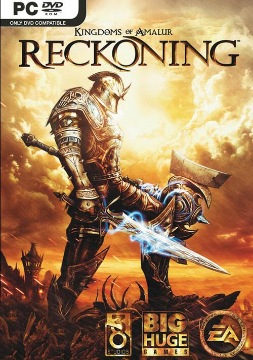 Kingdoms of Amalur: Reckoning - Cover