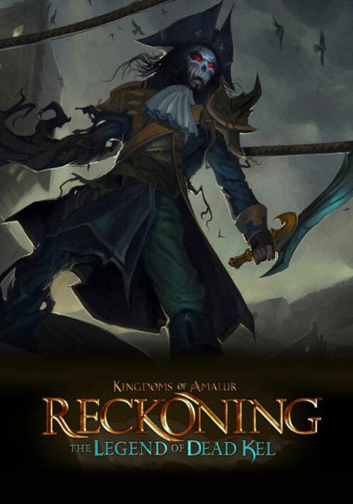 Kingdoms of Amalur: Reckoning - The Legend of Dead Kel - Cover / Packshot