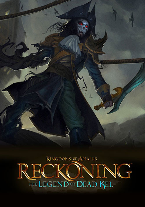Kingdoms of Amalur: Reckoning DLC 1 - Cover
