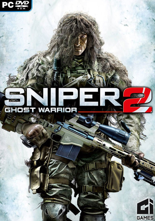 Sniper: Ghost Warrior 2 - Cover / Packshot