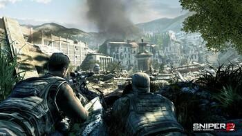 Screenshot1 - Sniper: Ghost Warrior 2