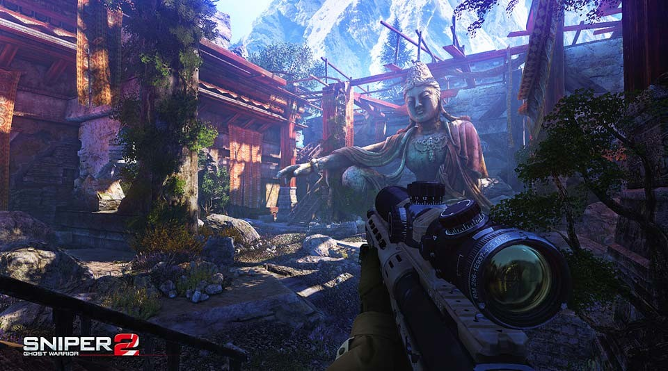 ... Image of Sniper: Ghost Warrior 2 Collector's Edition [PC]