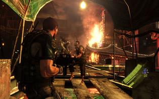 Screenshot1 - Resident Evil 6
