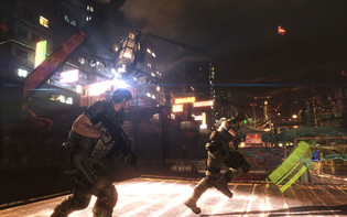 Screenshot3 - Resident Evil 6