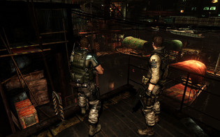 Screenshot4 - Resident Evil 6