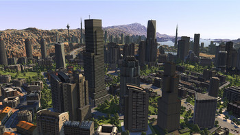 Screenshot1 - Cities XL Platinum