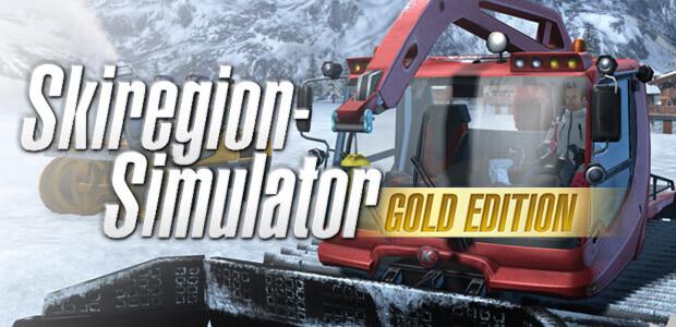 Ski Region Simulator - Gold Edition (Giants) - Cover / Packshot