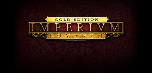 Imperium Romanum - Gold Edition - Cover / Packshot