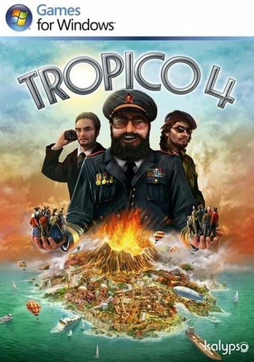 Tropico 4: Steam Special Edition - Cover / Packshot