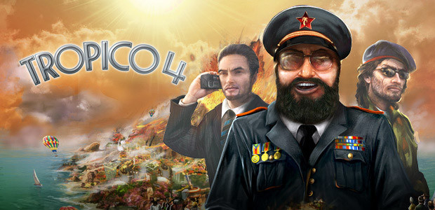 Tropico 4: Steam Special Edition - Cover / Packshot