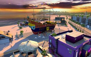 Screenshot1 - Tropico 4: Modern Times DLC