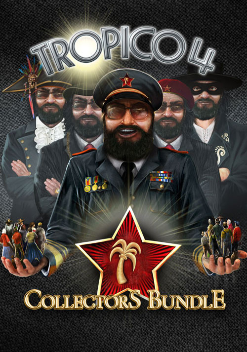 Tropico 4: Collector's Bundle - Cover
