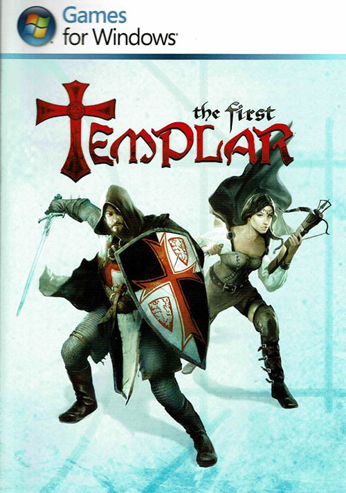 The First Templar - Steam Special Edition - Cover