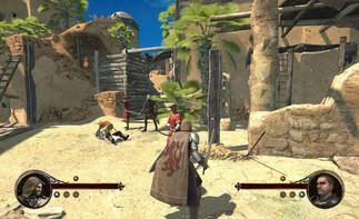Screenshot1 - The First Templar - Steam Special Edition