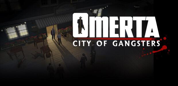 Omerta: City of Gangsters - Cover / Packshot