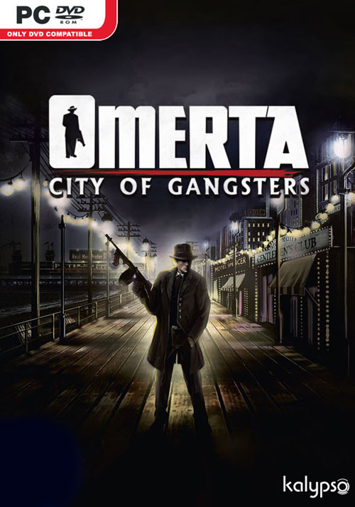 Omerta: City of Gangsters - Cover