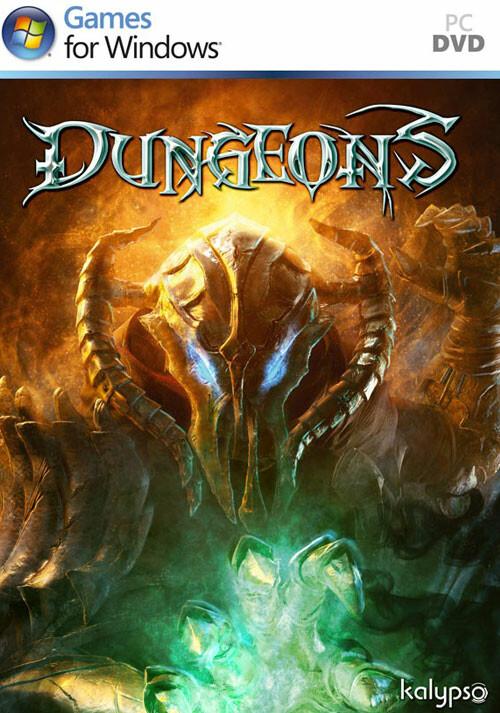 Dungeons - Cover / Packshot