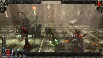 Screenshot3 - Disciples III: Resurrection