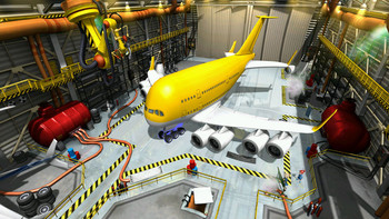 Screenshot1 - Airline Tycoon 2