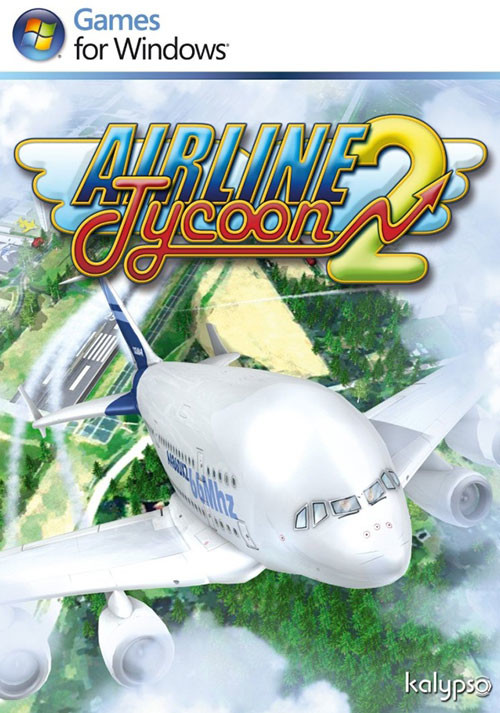 Airline Tycoon 2 - Cover