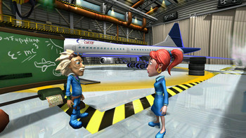 Screenshot4 - Airline Tycoon 2
