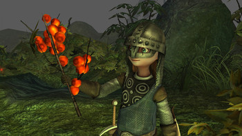 Screenshot5 - Merida - Legende der Highlands