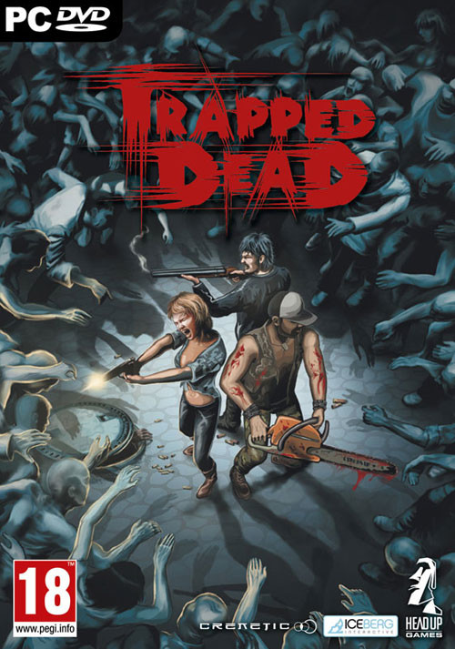 Trapped Dead - Cover / Packshot
