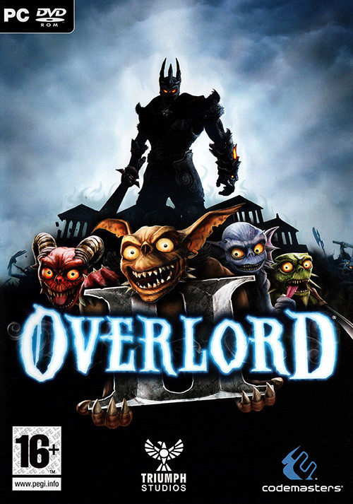 Overlord II - Cover / Packshot