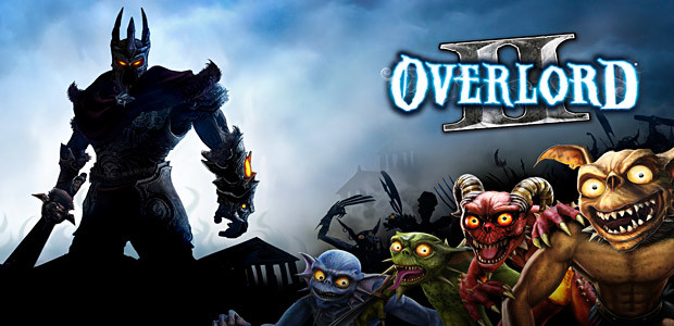 Overlord II - Cover / Packshot