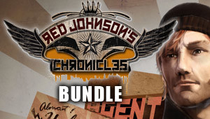 Red Johnson's Chronicles Bundle