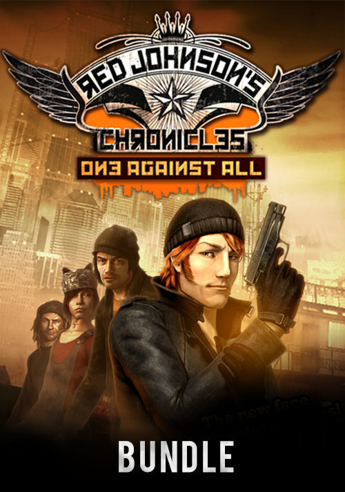 Red Johnson's Chronicles Bundle - Cover / Packshot