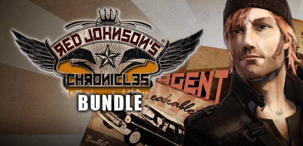 Red Johnson's Chronicles Bundle - Cover / Packshot