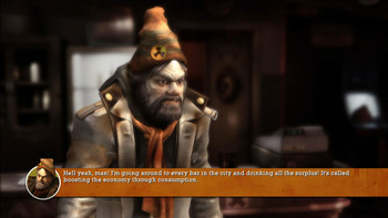 Screenshot2 - Red Johnson's Chronicles - One Against All