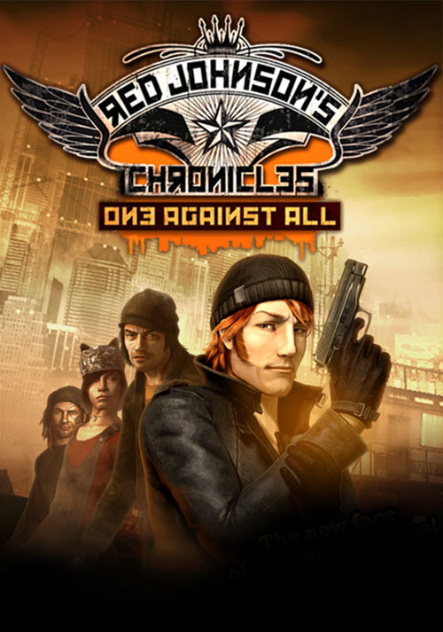 Red Johnson's Chronicles - One Against All - Cover / Packshot