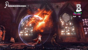 Screenshot4 - DMC - Devil May Cry