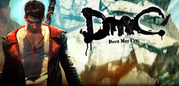 DMC - Devil May Cry - Cover / Packshot