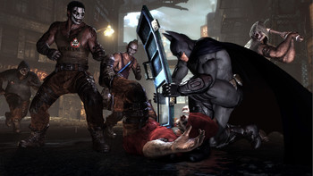 Screenshot7 - Batman Arkham City GOTY